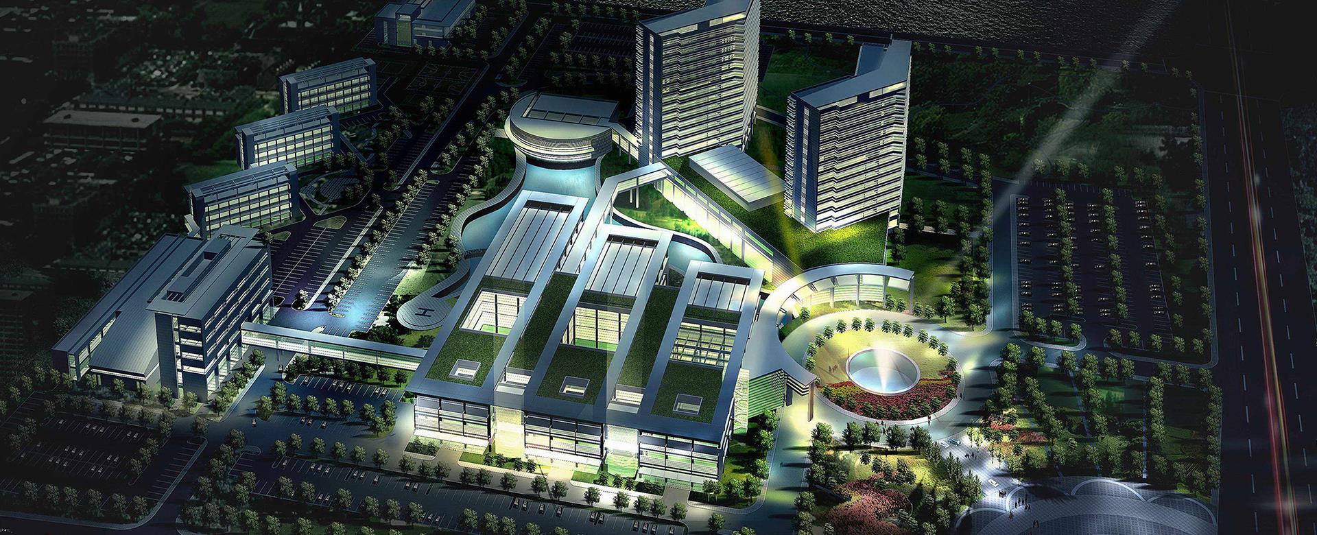 楚雄州人民医院新区医院