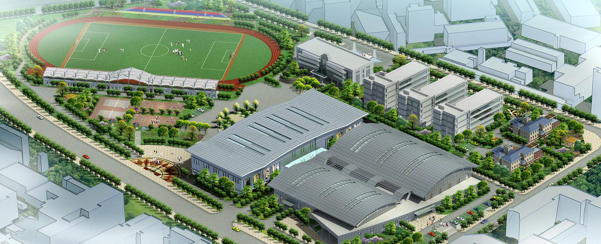 昆明经济技术开发区文化体育中心
