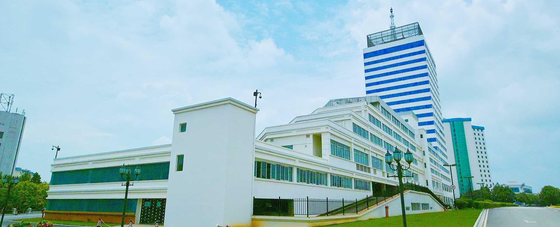 曲靖烟厂综合楼