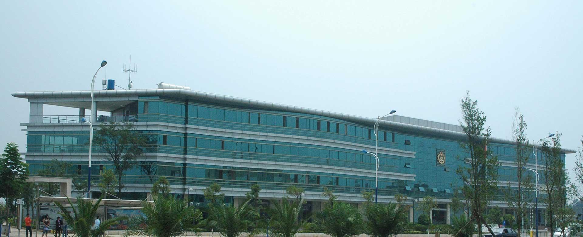 云南省标准化信息特种设备安全性检测科研大楼